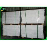 120gsm Couche Paper 70*100cm Double Sides Coated Paper Sheets For Printing Manufactures