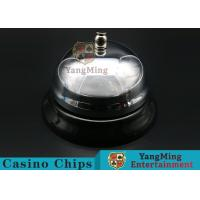 Casino Dedicated Stainless Steel Call Bell For Casino Poker Table Games Manufactures