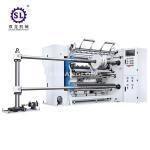 300m Speed Automatic Slitting Machine for Paper Plastic Film and Aluminum Foil Manufactures