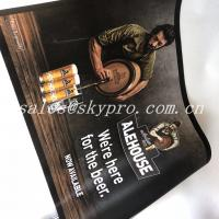 Buy cheap Anti - Slip Neoprene Rubber Mat / Anti Fatigue Rubber Bar Mats With Printing from wholesalers
