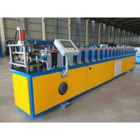 China Roof Standing Seam Metal Panels Making Machine 5.5kw Frequency Converter on sale