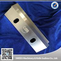 Durable D2 Replacement Plastic Cutting Blade For Plastic Recycling Machine / Line Manufactures