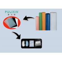 Thick 2mm White Compound PS / PE Film Sheet Roll For Plastic Medicine Package Manufactures