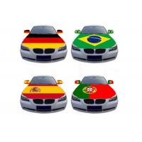 Russia Steelers Car Hood Cover Flag World Cup Type Waterproof Polyester Manufactures