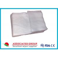 Cheap Mesh Spunlace Non Woven Gauze Swabs For First Aid At Daily Life for sale