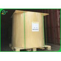 36'' x 50m 80gsm 100gsm 120gsm White Matte Coated Paper For Ink Printing Manufactures