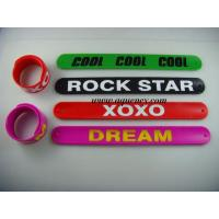 Wholesale Color ful  Silicone Stylus Touch Pen Silicone Slap Bracelet Band Manufactures