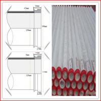 DN125 3m 4.5mm ST52 factory 148mm SK end seamless concrete pump pipe
