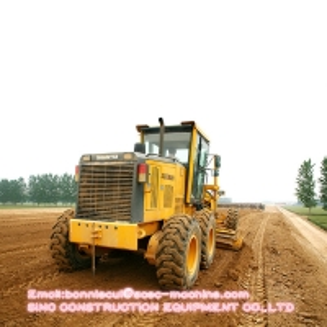 SHANTUI SG16-3 Small 29.8km/h Construction Motor Grader Manufactures