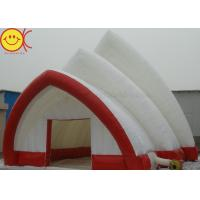 China FR Rip Stop Nylon Inflatable Structure With Storage Bag , Lightweight on sale