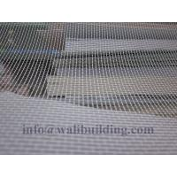 PVC Coated Fiberglass Insect Screen Porch / French Door Fly Screens Manufactures