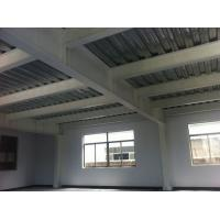 China High Performance Prefabricated Steel Structure Waiting Room Steel Shed Buildings on sale