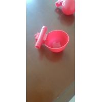 Bird Coop Feed Automatic Poultry Waterer Chicken Drinker Cups Manufactures