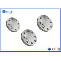 Forged Alloy 800 Blind Pipe Flanges RF FF RTJ ASME B16.47 Series B 75# - 300# Manufactures