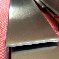 China AISI 430 2b No1 Finish Stainless Steel Flat Bar 2000mm on sale