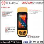 4G LTE Rugged Long Distance 125Khz Rfid Reader Mobile / RFID Card Reader