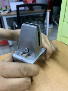 Aluminium Iron G Clamp 115MM Desk Partition Clamps Manufactures