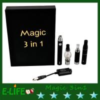 Buy cheap 2015 new magic 3 in 1 e cigarette kits MT3 atomizer+globe M6+ago g5 dry herb from wholesalers