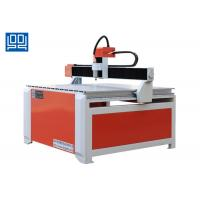 China Advertising Market Vertical Cnc Router Machine Square Guide Rail Transmission on sale