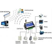 CWT5010 gsm rtu sms controller Water-level monitor, Rainfall collection, Data acquisition, Alarm and control