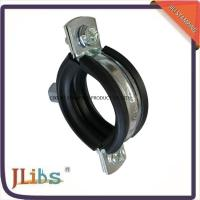 18mm-200mm Dia Cast Iron Pipe Clamps with 45+-5° Shore Hardness Manufactures