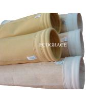 Customized Industrial Bag Filter, Fabrics Filters For Different Industry Pollution Control apply to iron, steel mill Manufactures