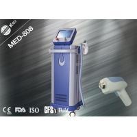 China Stationary Beauty Equipment / Machine 810nm Diode Professional Laser Therapy Hair Removal on sale