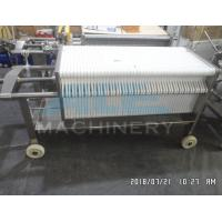 Hygienic Inox Beverage Plate Frame Filter Filter Press for Wine Manufactures