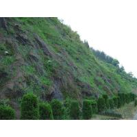 high tensile Slope Stabilisation Mesh / chain link Tecco Rockfall Mesh Manufactures