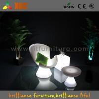 Buy cheap Garden / Outside / Inside LED Bar Chairs , RGB Light LED Lounge Chair from wholesalers