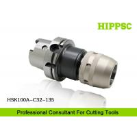 Special Steel CNC Lathe Cutting Tool Holder Abor HSK100A - C32 - 135 Manufactures