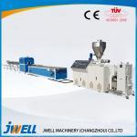 Wood Tray Vacuum Forming Machine , Wpc Extrusion Machine Elegant Manufactures