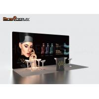 Advertising Custom Made Trade Show Booths 10x10 Exhibition Display Stands Manufactures
