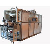 Full auto Mitsubishi system  adult  baby diaper packaging machine