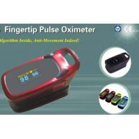 finger pulse oximeter,color screen,pocket style,algorithm Inside ,anti movement Manufactures