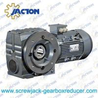 7.5HP 5.5KW Helical-Worm Gear Reducer gear motor with brake speed reducer Specifications Manufactures
