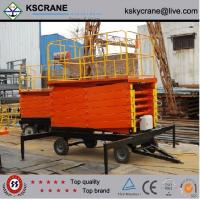 China Electric Scissor Lift For Sale on sale