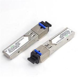 1310/1490nm EPON OLT SFP PX20+ 1.25G Simplex PON SFP Fiber Transceiver SC Connector Manufactures