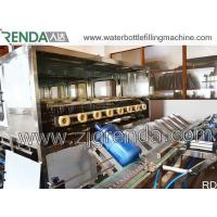 Easy Operation 3 - 5 Gallon Barrel Filling Machine With Water Spraying Device Manufactures