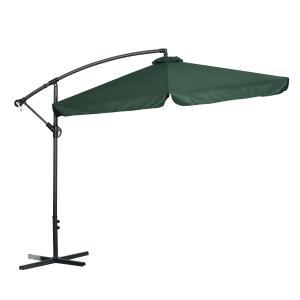 3m Garden CE Outdoor Waterproof Umbrella With Powder Painting Steel Pole Manufactures