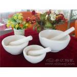 Ceramic mortar and pestle Manufactures