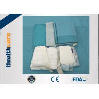 Buy cheap EO Sterile Disposable Surgical Packs TUR Drape Pack, TUR Pack With ISO13485 from wholesalers