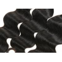 Soft Feeling Full Lace Closure Wigs Unprocessed Without Any Chemical Treated Manufactures