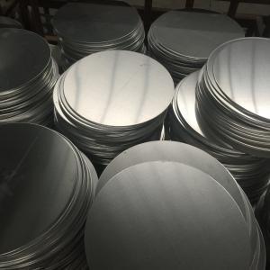 Anodized Aluminum Blank Metal Disc , Aluminium Circles For Utensils Manufactures