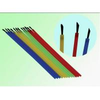 Quality Disposable Flexible Bendable Colourful Brush Applicators Dental Lab Tools for sale