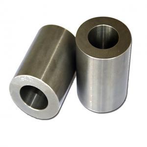 China CNC Machining Tungsten Carbide Bushing Customized Size High Hardness on sale