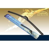 Balance Wiping Rubber Truck Wiper Blades For U Hook Bus Quiet Performance Manufactures