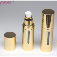 Quality 30ml airless bottle for cosmetics, airless cream bottle, airless dispenser for sale