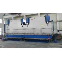 Steel Structure Q345 Material CNC Tandem Press Brake Machine 1200 Ton Force
