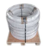 Weaving Wire Mesh Stainless Steel Spring Wire Coil Or Spool Packing With Plate